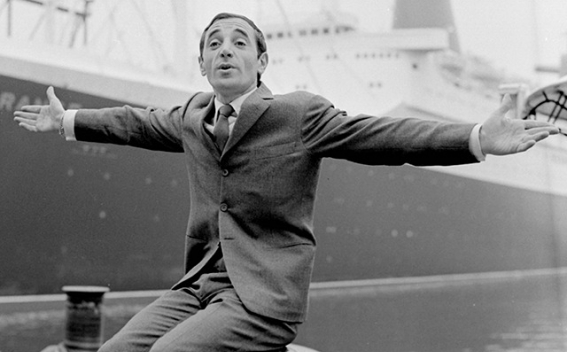 Some of the Most Interesting Quotes by Charles Aznavour