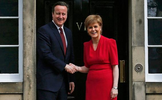 Նոր հանրաքվե Շոտլանդիայու՞մ