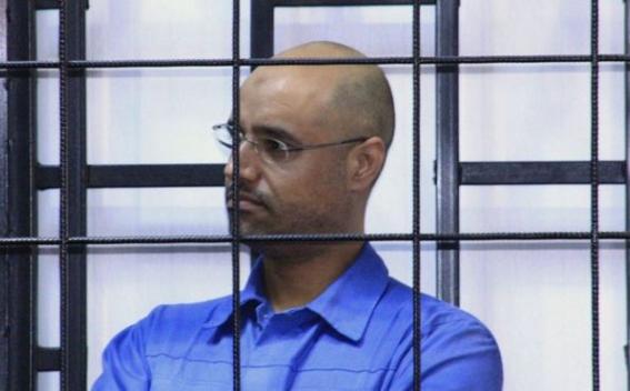 Amnesty International-ը դատապարտել է Կադաֆիի որդուն մահապատժ....