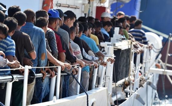 Երկուշաբթի օրը Միջերկրական ծովում 1400 ներգաղթյալ է փրկվել