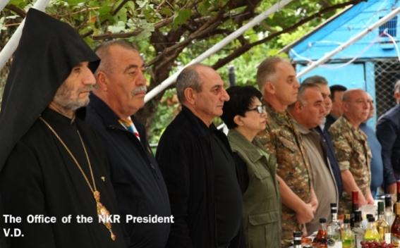 Բակո Սահակյանը մասնակցել է ԵԿՄ կողմից կազմակերպված միջոցառմա....