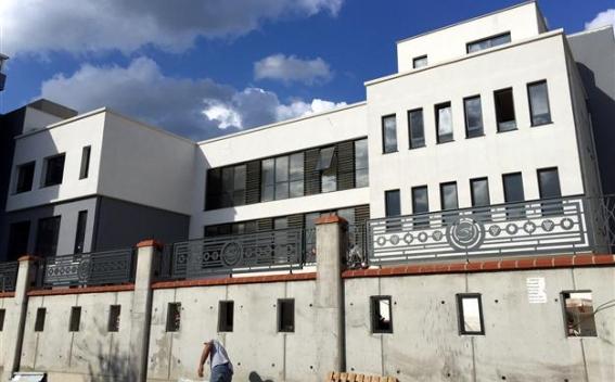 171 տարի անց Ստամբուլի հայկական դպրոցը նոր շենք ունի