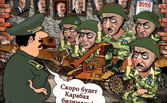 Азербайджан увеличивает военные расходы