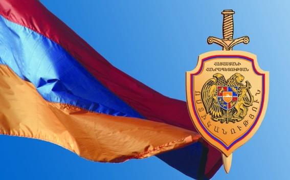 Полиция Армении сообщила, в чем подозревается задержанный в Ереване гражданин России