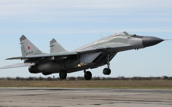 Russia to Deploy Modernized MiG-29 Fighter Jets in Armenia