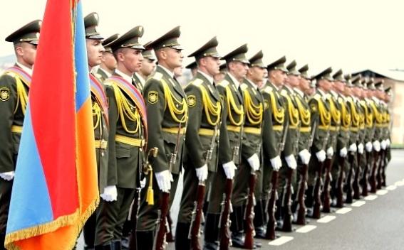 Подавляющее большинство общества Армении к армии относится положительно