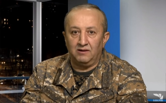 Глава Генштаба ВС Армении: Мы следим за ходом военных учений в Азербайджане и делаем соответствующие выводы