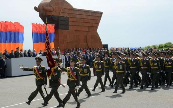 28 мая 1918 года. Провозглашение Армянской республики