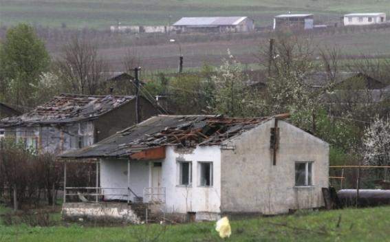 Процесс восстановления разрушенных вследствие военной агрессии Азербайджана домов в Мартакерте завершается