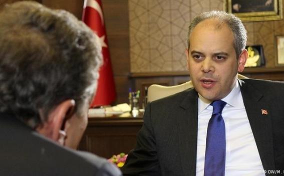 Deutsche Welle-ն դատի է տվել Թուրքիայի իշխանություններին