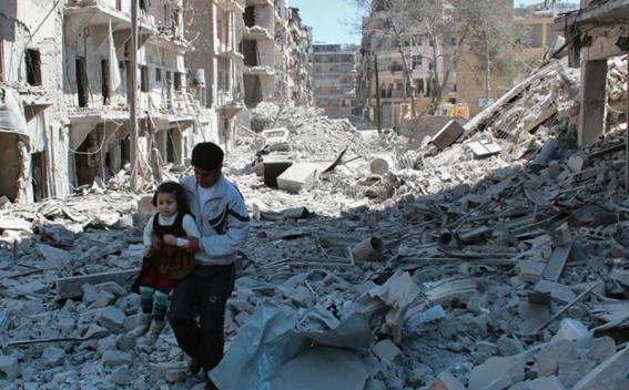 Հալեպում թաղամասեր հետ գրավելու ժամանակ զոհվել են 219 խաղաղ բնակիչ, այդ թվում՝ երեխաներ
