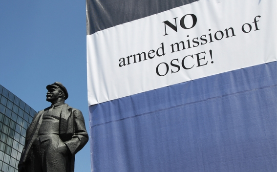 Donetsk and Lugansk are Against Deploying Armed OSCE Mission to Donbass