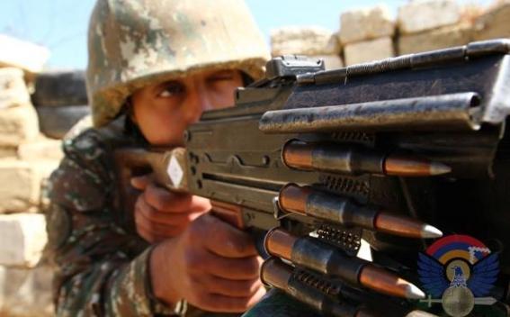 Հայ դիրքապահների ուղղությամբ արձակվել է ավելի քան 700 կրակոց