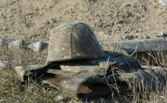 Погиб военнослужащий Армии обороны НКР