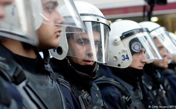 Թուրքիայում 9000 ոստիկան է հեռացվել աշխատանքից
