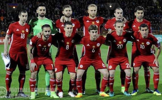 Sbornaya Armenii Opustilas Na Pyat Strochek Rejting Liste Fifa