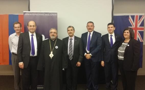Armenian School will be Opened in New Zealand