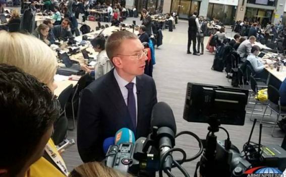 Հայաստան-ԵՄ նոր փաստաթուղթը հետագա գործակցության շատ լավ ճան....