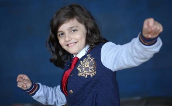 9-летний Миша занял шестое место на конкурсе «Детское Евровидение — 2017»