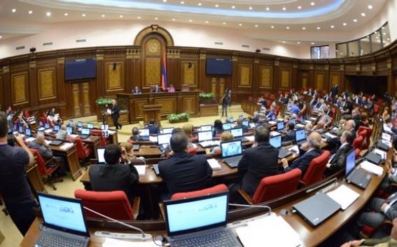 Делегация парламента Армении примет участие в наблюдательской миссии на выборах в России