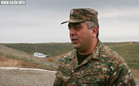 Минобороны Армении: ВС Азербайджана на границе проводят инженерные работы для продвижение своих позиций