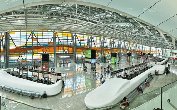 В аэропортах Армении пассажиропоток вырос на 10.3%