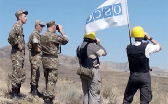 OSCE Monitoring to Be Conducted on NKR-Azerbaijan Border