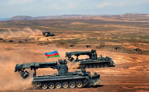 В Азербайджане пройдут широкомасштабные военные учения