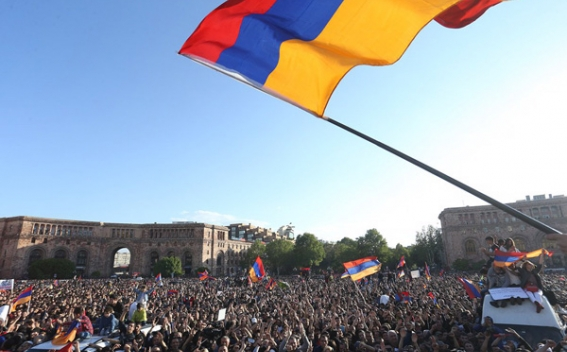 Движение на ряде улиц в центре Еревана будет перекрыто в День гражданина