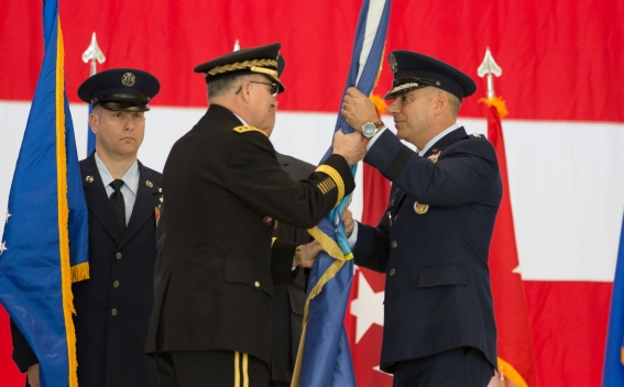 Armenian-American general to lead NATO's Allied Air Command