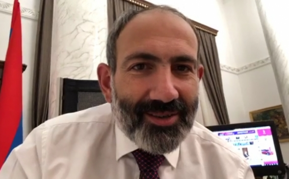 Nikol Pashinyan Will Answer People's Questions Live On April 6