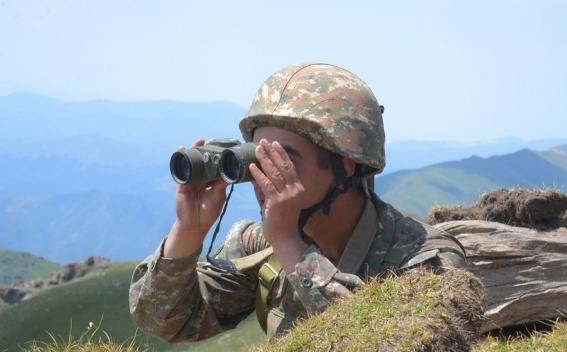 Հայ-ադրբեջանական պետական սահմանին ...