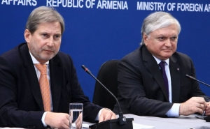 Johannes Hahn Expressed Hope His Visit to Armenia Will Bring New Impetus to the Cooperation