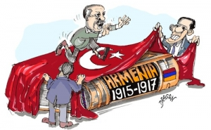 How Does Turkey Try To Save Its Face on the Centennial of Armenian Genocide?