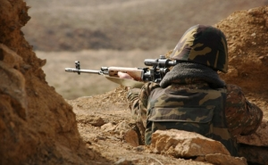 Armenian Soldier Killed on the Military Position