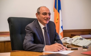 Artsakh President Made Congratulatory Address on May 1