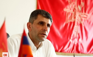 Davit Ishkhanyan: Artsakh Should Be a Full Participant of Negotiation Process