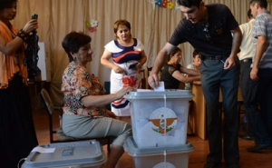 Elections in NKR Started