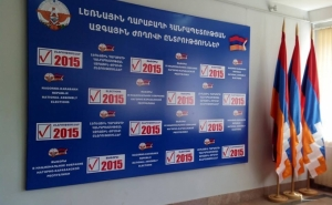 Transnistrian Observer: Everything Goes on in Accordance with the NKR Election Code