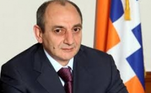 Bako Sahakyan: These Elections are First of All for Our Country, Our Citizens