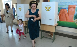 Initial Non-Official Result of NKR Parliamentary Elections