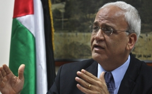 Chief Palestinian Negotiator Issued a Report on Israeli-Palestinian Relations