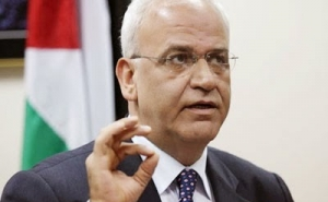 Erekat Rejected that There are Ongoing Talks Between Israel and Palestine