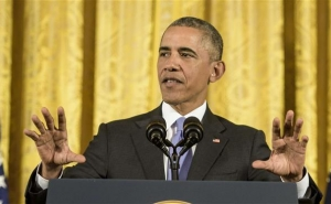 Obama: Syrian Crisis Cannot be Solved without Iran