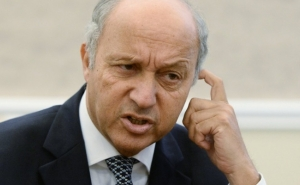French Foreign Minister's First Visit to Iran During the Past 12 Years