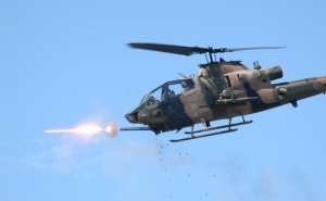 PKK Fired on an Army Helicopter in Turkey