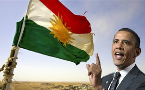 Kurds Threaten to Leave US Alone in Ground Struggle against IS