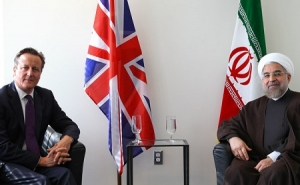 New Page in Relations Between Iran and Great Britain