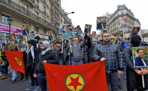 Clashes Between Turks and Kurds Already in Europe