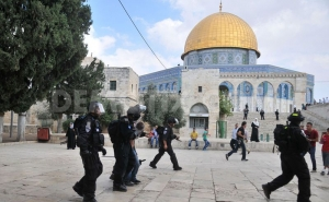 "Can the Clashes Between Muslims and Jews at Temple Mount be Considered as ""Normal""?"
